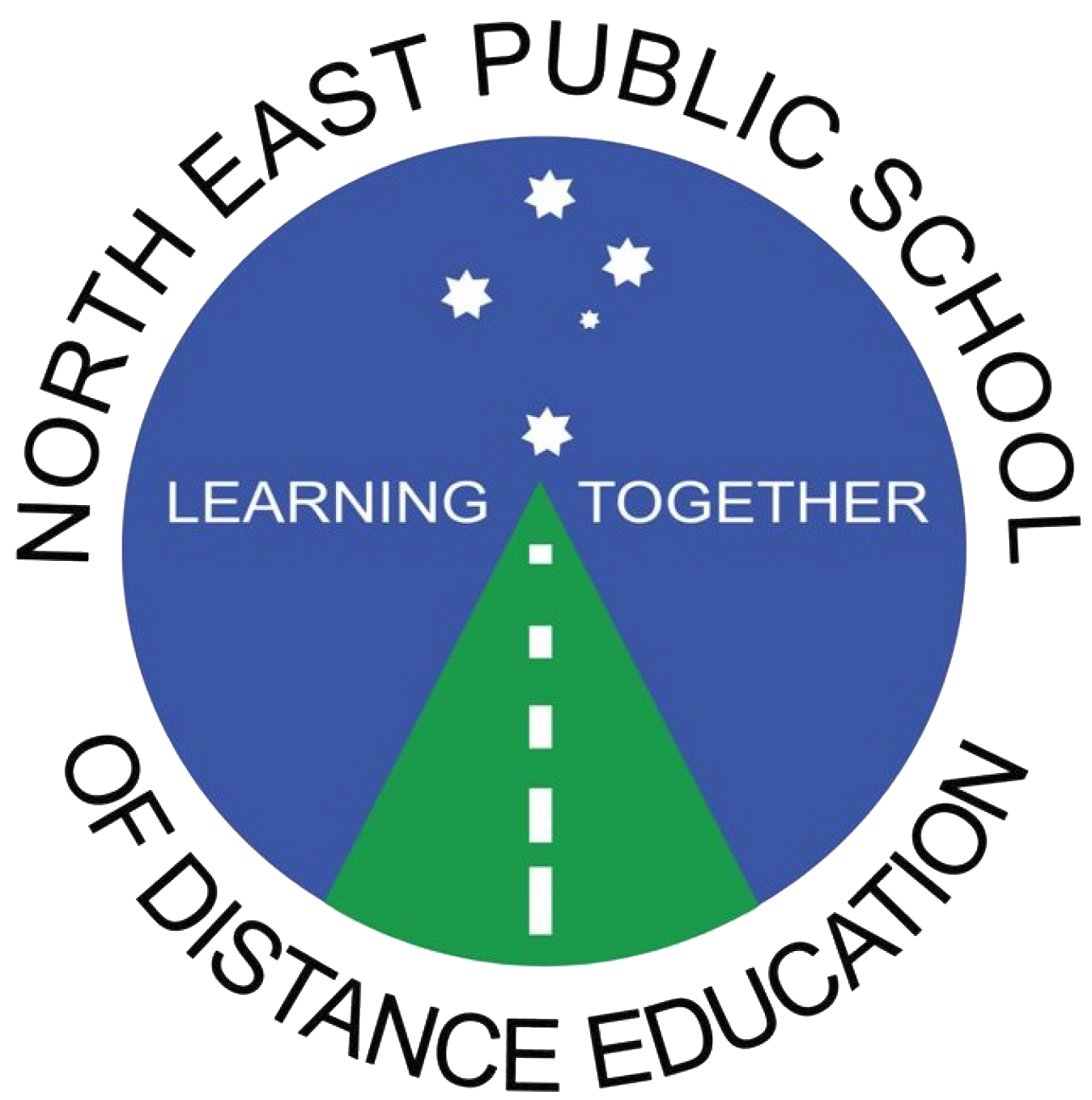 North East Public School of Distance Education logo